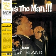 Dynamic Bobby Bland| Here's The Man