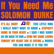 Burke Solomon | If You Need Me