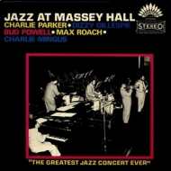 AA.VV. Jazz | Jazz At Massey Hall - Charly Parker, Dizzy Gillespie, Bud Powell, Max Roach, Charles Mingus.