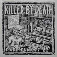 AA.VV.| Killer By Death - Rare Punk 77/82