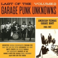 AA.VV. Garage | Last Of The Garage Punk Unknowns Vol. 2