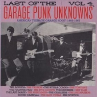 AA.VV. Garage | Last Of The Garage Punk Unknowns Vol. 4
