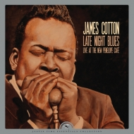 Cotton James | Late night Blues