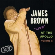 Brown James | Live At Apollo Volume II