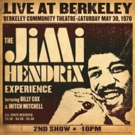 Hendrix Jimi | Live At Berkeley