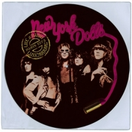 New York Dolls| Live At Radio Luxembourg, Paris 1973