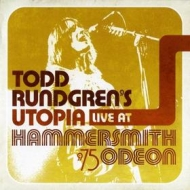 Todd Rundgren Utopia| Live At The Hammersmith Odeon 1975