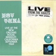 Hot Tuna | Live At The New Orleans House, Berkeley, California.