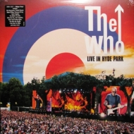 Who | Live In Hyde Park