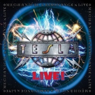 Tesla | Mechanical Resonance - LIVE