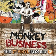 AA.VV. Reggae | Monkey Business - The Definitive Skinhead Reggae Collection