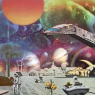 AA.VV. Jazz | Moon Rocks: Extraplanetary Funk, Space Disco & Galactic Boogie