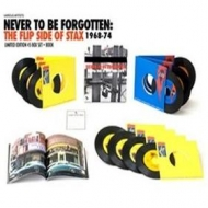 AA.VV. Funk          | Never To Be Forgotten: The Flip Side Of Stax 1968-1974