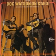 Doc Watson| On stage