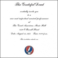 Grateful Dead| One From The Vault