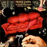 Zappa Frank | One Size Fits All