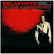 Belafonte Harry | Returns To Carnagie Hall