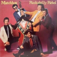 Matchbox| Rockabilly rebel