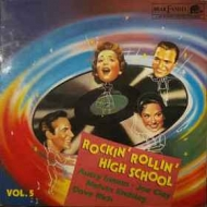 AA.VV. Rock'n'Roll | Rockin'Rollin' High School Vol. 5