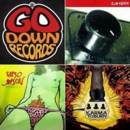Offerta RSD2015 Go Down Black| Stoner/Hard Rock