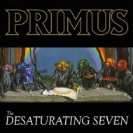 Primus | The Desaturating Seven