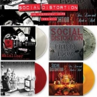 Social Distortion | The Independent Years 1983-2004