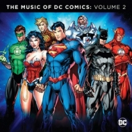 AA.VV. Comics | The Music Of DC Comics Vol.2