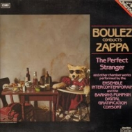 Zappa Frank| The Perfect Stranger