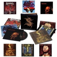 Sepultura | The Roadrunner Albums: 85-96