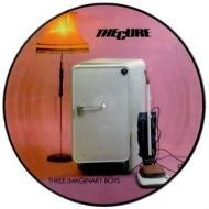 Cure| Three Imaginary Boys PX