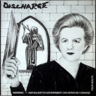 Discharge | Warning: Her Majesty's Government Can Serioudly Damage