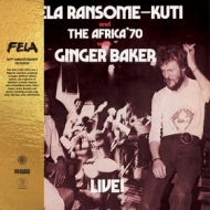 Kuti Fela | With Ginger Baker - Live