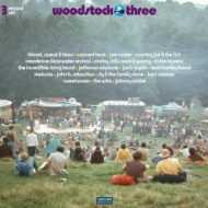 AA.VV. Rock | Woodstock Three - 50 Anniversary